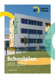Schoolplan cover